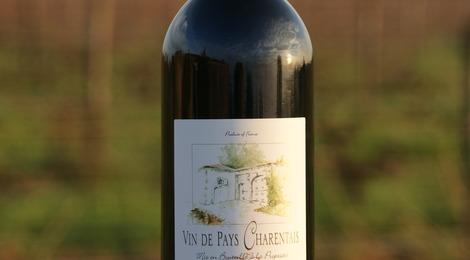 Vin de Pays Charentais Rouge