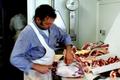 Viande de cochon, caissetes de 5 kilos