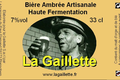 Gaillette Ambrée