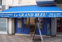 LE GRAND BLEU écailler à Alès - coquillages et fruits de mer