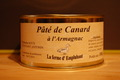 Pt de canard  l'Armagnac