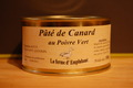 Pt de canard au poivre vert