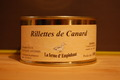Rillettes pur canard
