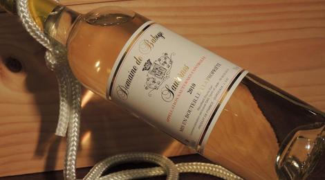 AOC Sauternes - Domaine de Baboye 2010  75 cl