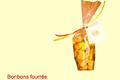 Bonbons fourrés à la liqueur de mirabelle 100 g