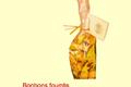 Bonbons fourrés à la pulpe de mirabelle