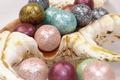Perles noisette