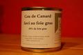 Cou de canard farci au foie gras 30%