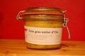 Foie gras d'oie entier 320 grs