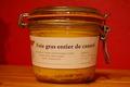 Foie gras de canard entier 480 grs