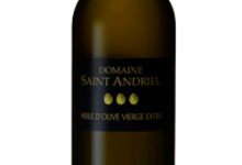 Huile d'Olive Vierge Extra 50 cl - Domaine Saint Andrieu Provence