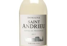 AOC Côtes de Provence Blanc 2011
