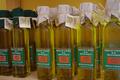 Huiles aromatisées à base d'huile d'olivière, de plantes et de fruits