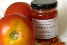 Confiture de tomates au piment
