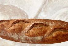 pain bis au levain naturel