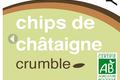 Chips de châtaigne Crumble