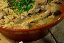Cassoulet de canard - 4 parts