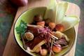 Salade écarlate de Chérie