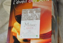 AOC Graves Rouge 2011 - BIB 10 Litres