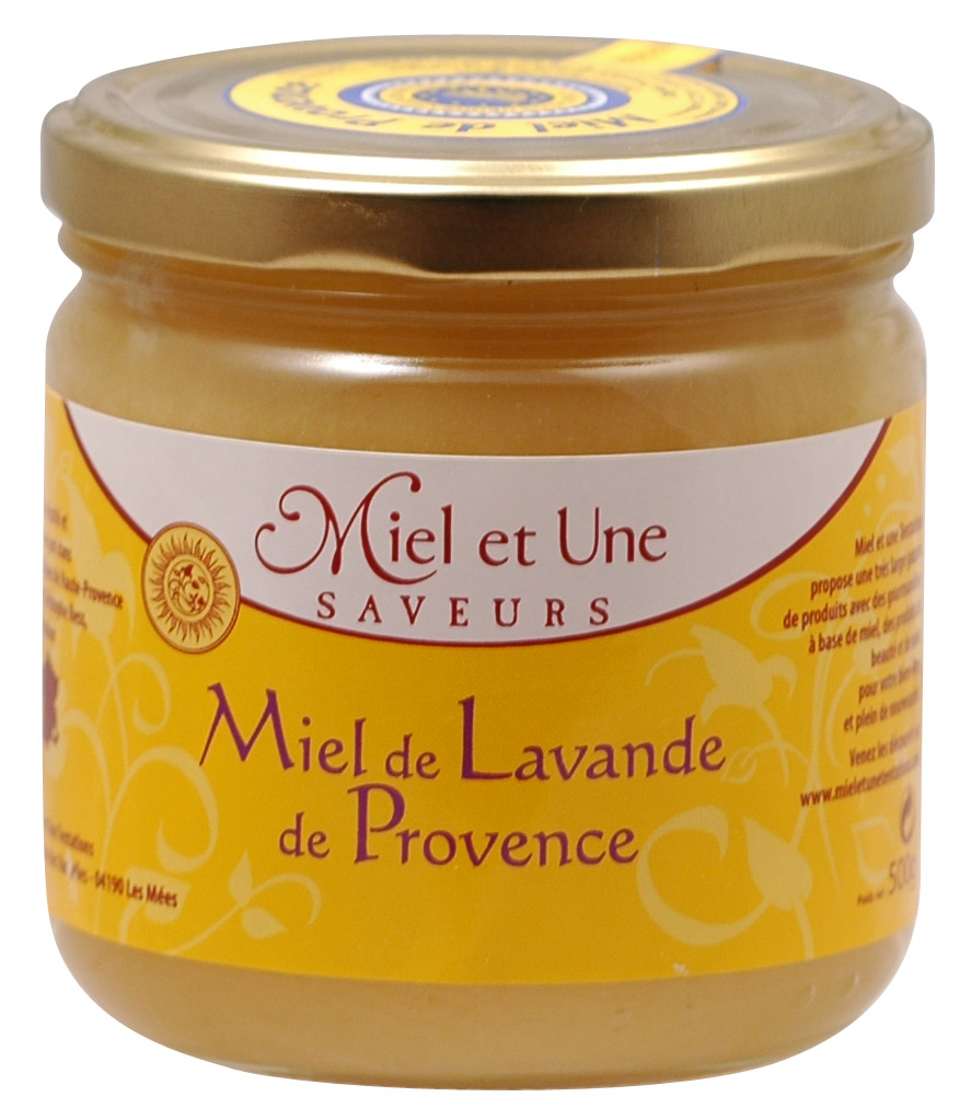 miel de thym de provence
