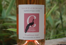 AOC Saint Chinian Rosé 2012 - Tradition