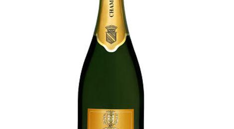 Champagne - Millésime 2004 - Cuvée Cité des Mails