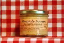 Mousse de saumon Maison SAINT-LO