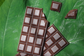 Tablette de chocolat noir 70% de cacao