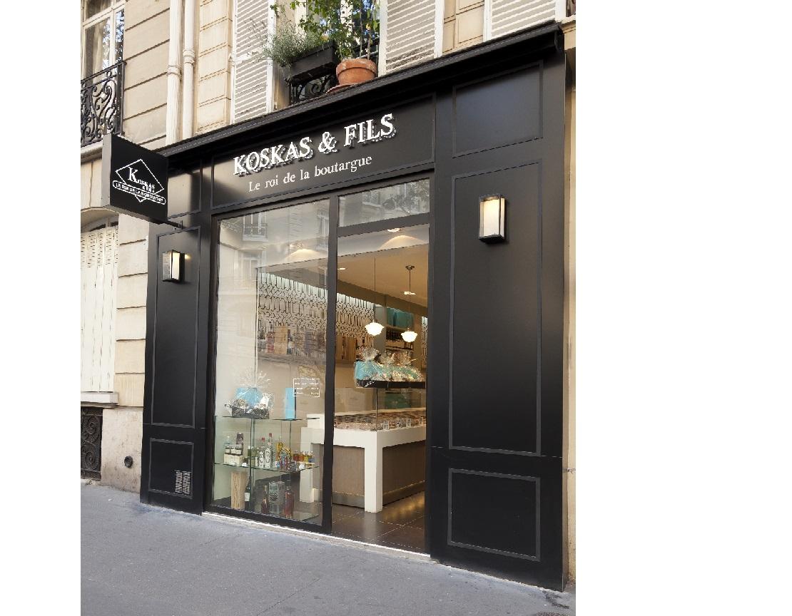Epicerie fine koskas fils victor hugo paris 16 me 75016 - Boutique avenue victor hugo ...