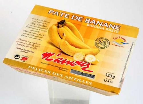 p 226 te de fruit banane
