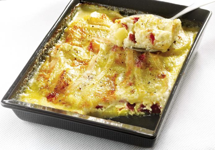 Recette tartiflette au reblochon de savoie - Cuisine belge recettes du terroir ...