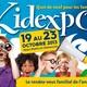 Kidexpo, A table !