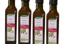 Olsana, huile d'argan