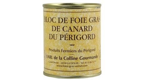 Bloc de foie gras 130g