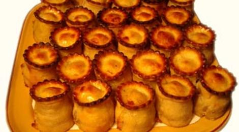 Petits pâtés de Pézenas