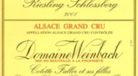 Riesling Grand Cru Schlossberg