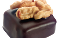 chocolat Noix apparente