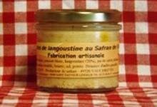 Rillettes de Langoustine au Safran de l'Anjou Maison SAINT-LO