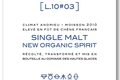 whisky L10#03 Single Malt New Organic Spirit