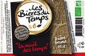 """Bière """"La nuit des temps"""" (6,5 % alc.vol.)"""
