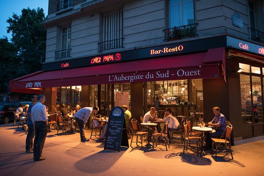 Restaurant Terroir Paris Chez