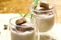 Crème de topinambour au foie gras des Compagnons du Goût
