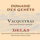 Delas Frères - Vacqueyras Domaine des Genêts 2011