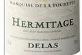Delas Frères - Hermitage Marquise de la Tourette Blanc 2011