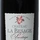 """AOC Bergerac Rouge Château La Besage """"Prestige"""" 2011 (méd Argent Bordeaux 2013)"""