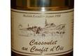 Cassoulet Castelnaudary au confit d'oie