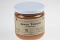 Sauce tomate adoucie aux aubergines