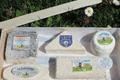 Plateau de fromages de chèvres