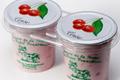 yaourts à la cerise