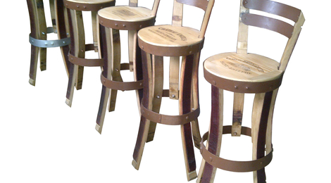 Table rabattable cuisine paris chaise haute de bar en bois - Tabouret de bar cuisine ...